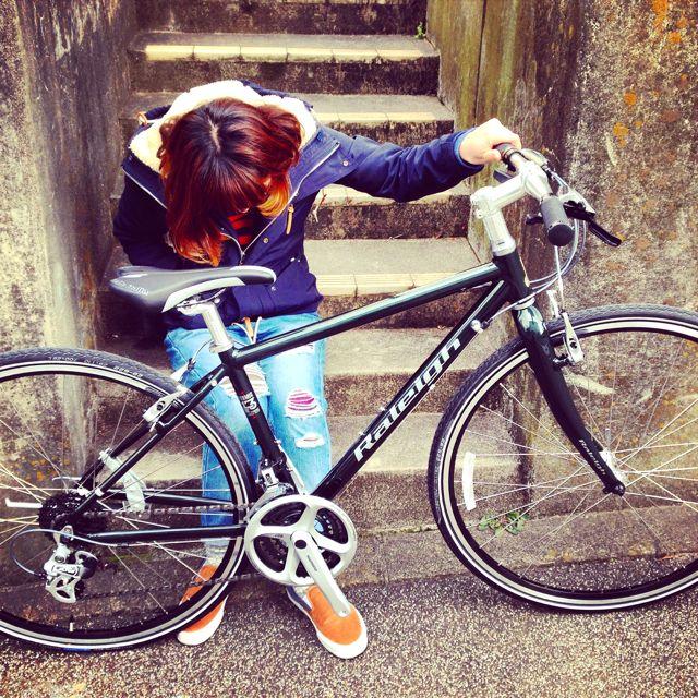 2015 Raleigh ラレー『RFL』クロスバイク 自転車 おしゃれ 女子 ロード _b0212032_2058083.jpg