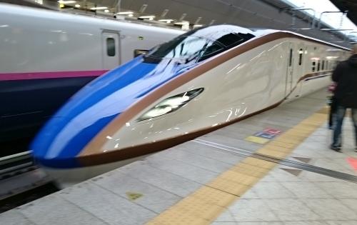 初めての・・・北陸新幹線?(笑_c0100865_07351871.jpg