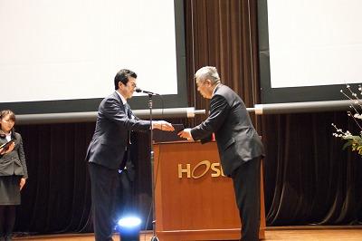 「第5回 日本でいちばん大切にしたい会社大賞」の表彰式に出席しました_e0190287_14493077.jpg