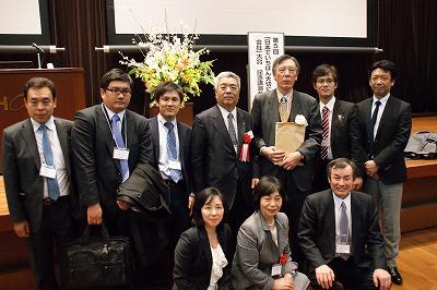 「第5回 日本でいちばん大切にしたい会社大賞」の表彰式に出席しました_e0190287_1515095.jpg