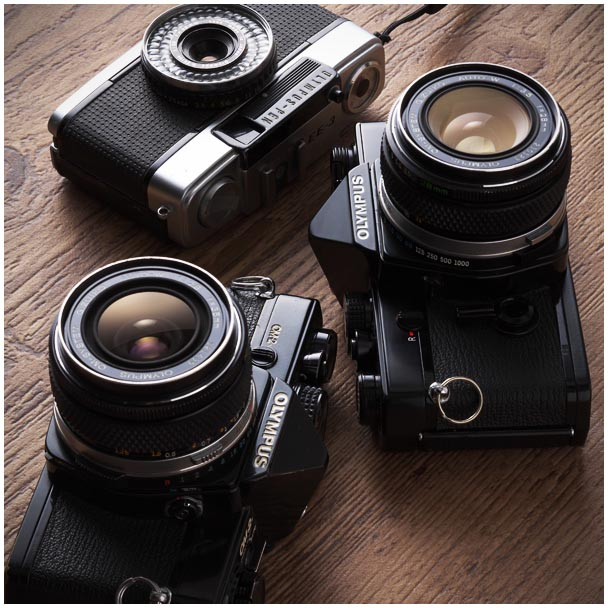 オリンパスのカメラたち_d0272207_18533872.jpg