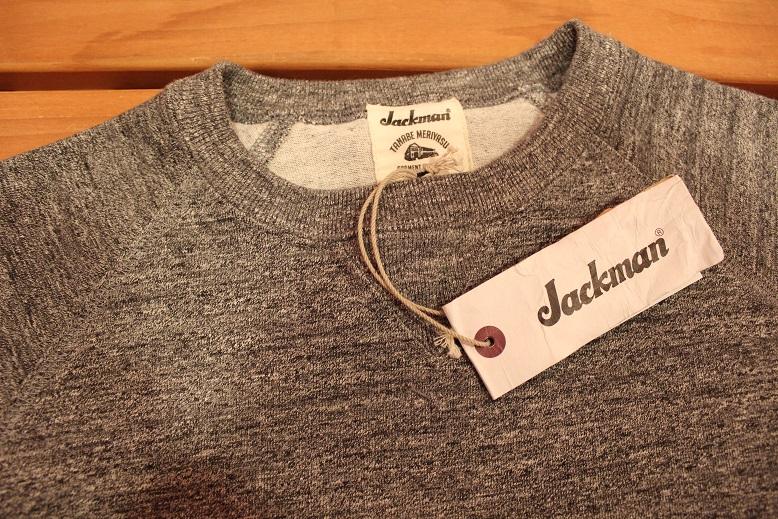 "Jackman \""DOTSUME CREW & SHORTS\"" ご紹介 _f0191324_910572.jpg"