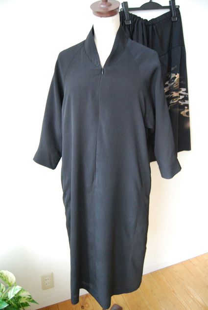 着物リメイク・喪服からドレスへ_d0127925_23103224.jpg