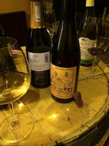 本日のグラスワイン&もろもろ_a0114049_14414353.jpg