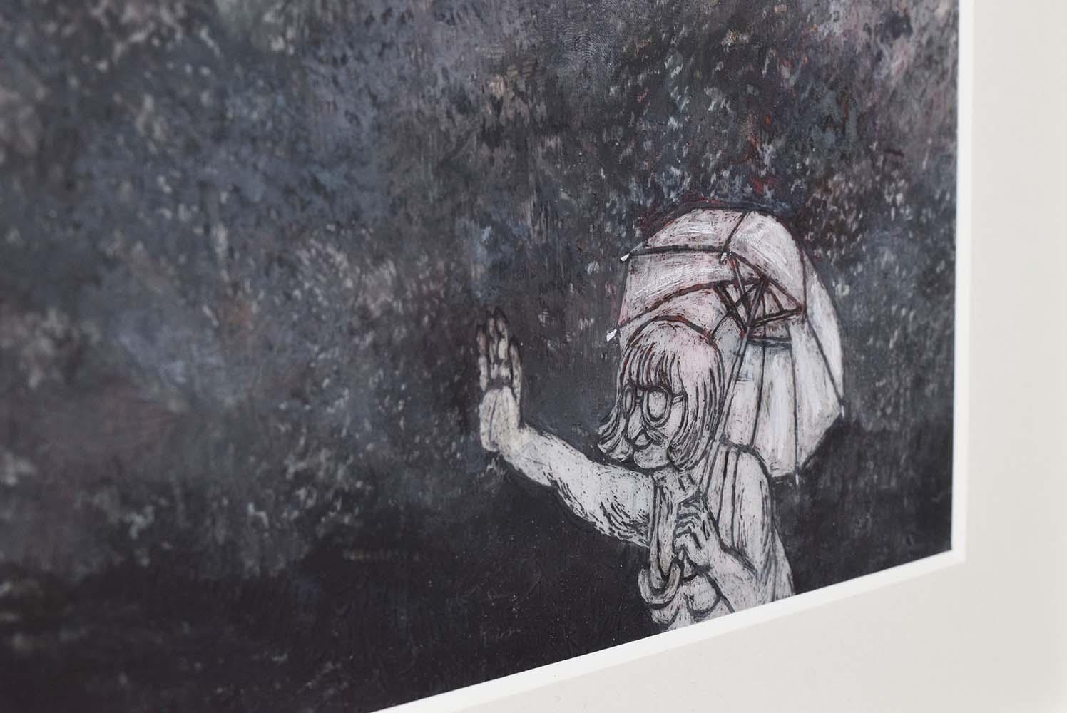 中原智美 個展「蜂をつかむ」@搬入_e0272050_20113863.jpg