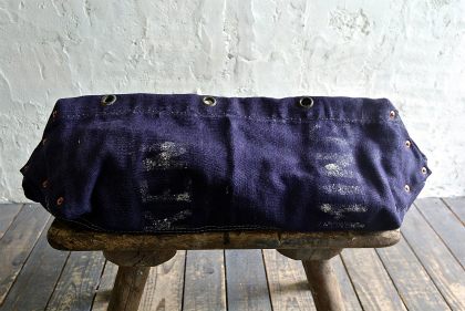 Squat original tote bag Belgian navy version_f0226051_14241785.jpg