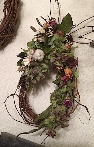オーダーのお花たちとレッスン_b0192257_213921.jpg