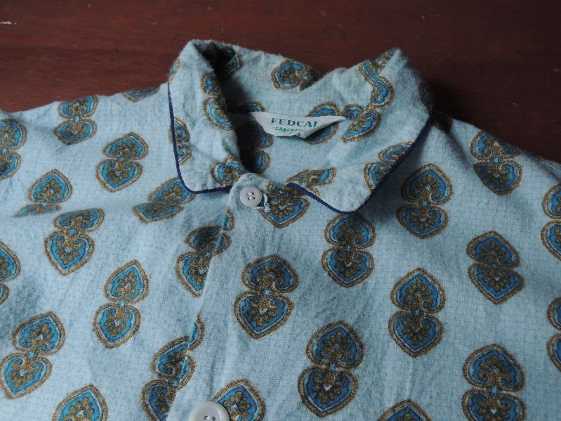 OLD PAJAMA SHIRT--RECOMMEND--_c0176867_1316269.jpg