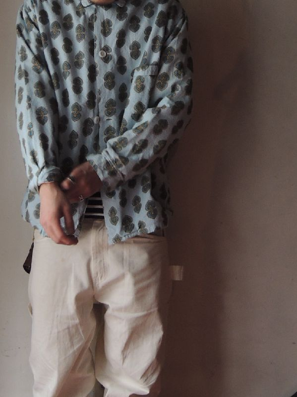 OLD PAJAMA SHIRT--RECOMMEND--_c0176867_13235828.jpg