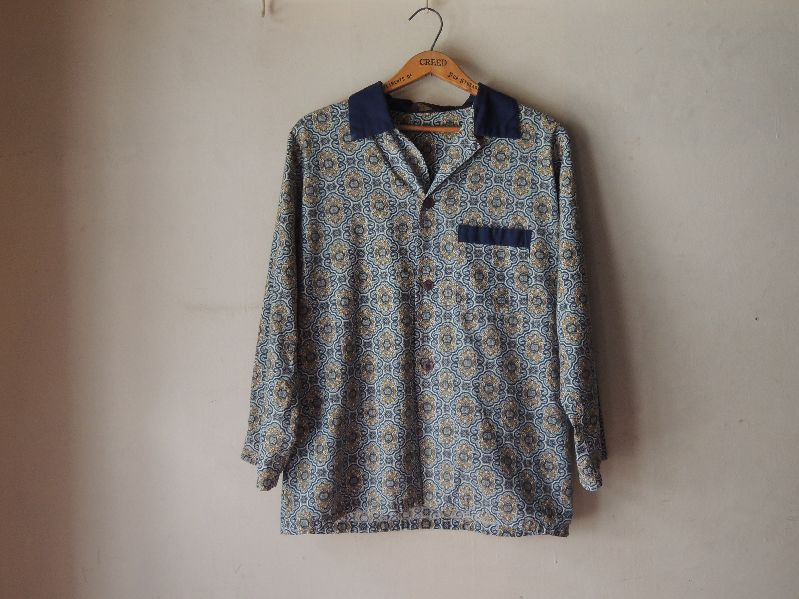 OLD PAJAMA SHIRT--RECOMMEND--_c0176867_13294178.jpg