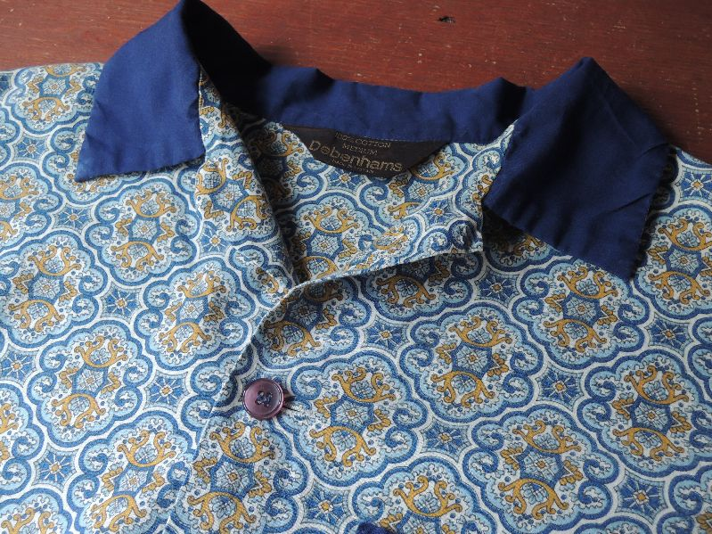 OLD PAJAMA SHIRT--RECOMMEND--_c0176867_1329531.jpg