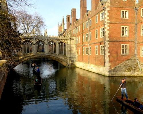 ケンブリッジ大学 その1_c0194469_531969.jpg