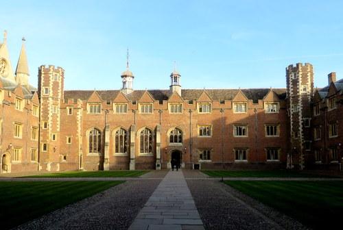 ケンブリッジ大学 その1_c0194469_5513628.jpg