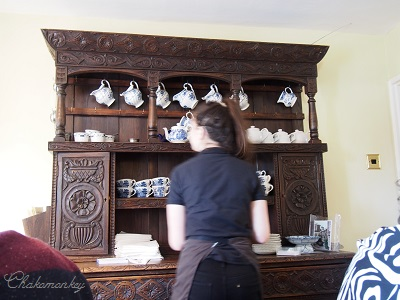 RyeのTea Room Cobblesで念願のクリームティー♡_f0238789_1834938.jpg