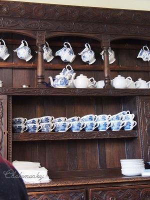 RyeのTea Room Cobblesで念願のクリームティー♡_f0238789_18392144.jpg