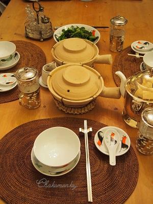 久々に香港の釜飯、煲仔飯をおうちで作る♪_f0238789_1955441.jpg