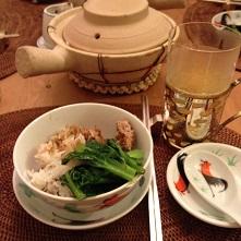 久々に香港の釜飯、煲仔飯をおうちで作る♪_f0238789_1957627.jpg