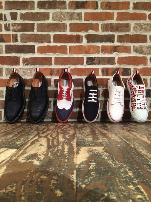 "THOM BROWNE. - High Quality ""SHOES\""_c0079892_19114855.jpg"