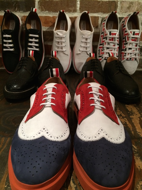 "THOM BROWNE. - High Quality ""SHOES\""_c0079892_1912532.jpg"