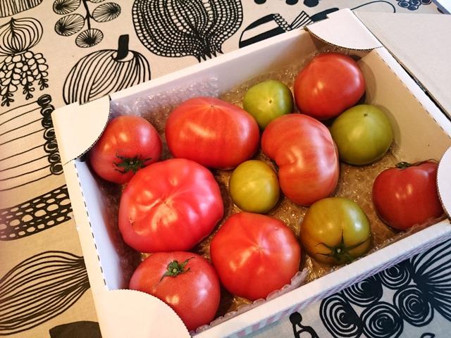予想外の美味しさ・青トマトのジャム_e0167593_134431.jpg