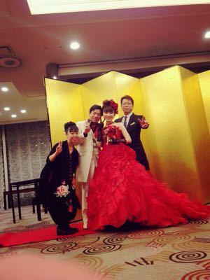 結婚式の司会 *:ღ ╠ ╣ a Ρpy ღ:*ストーリーの1ページ♡_f0015517_21573977.jpg