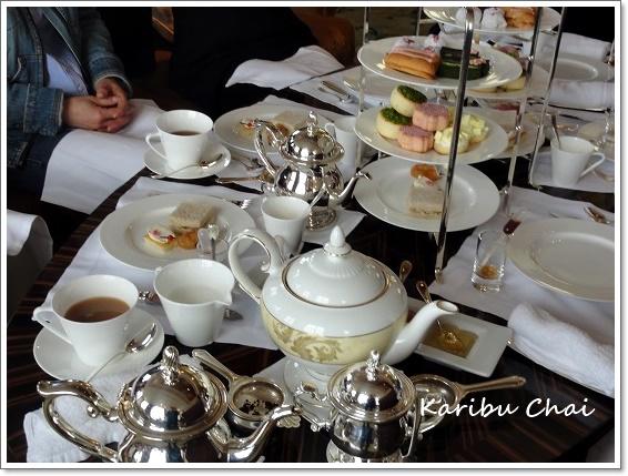 Shangri-La hotel TOKYO ~Afternoon Tea_c0079828_2056248.jpg