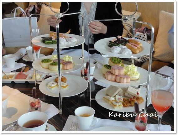Shangri-La hotel TOKYO ~Afternoon Tea_c0079828_20564876.jpg