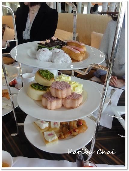Shangri-La hotel TOKYO ~Afternoon Tea_c0079828_20571619.jpg