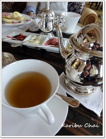Shangri-La hotel TOKYO ~Afternoon Tea_c0079828_21333131.jpg