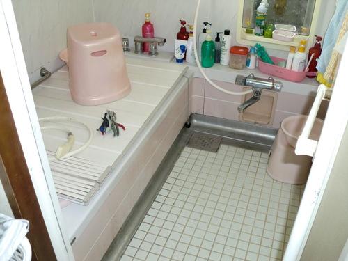 西区 T様邸・浴室改修工事_d0125228_7162444.jpg