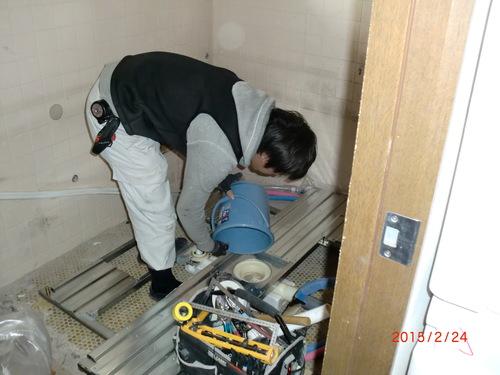 西区 T様邸・浴室改修工事_d0125228_7224980.jpg