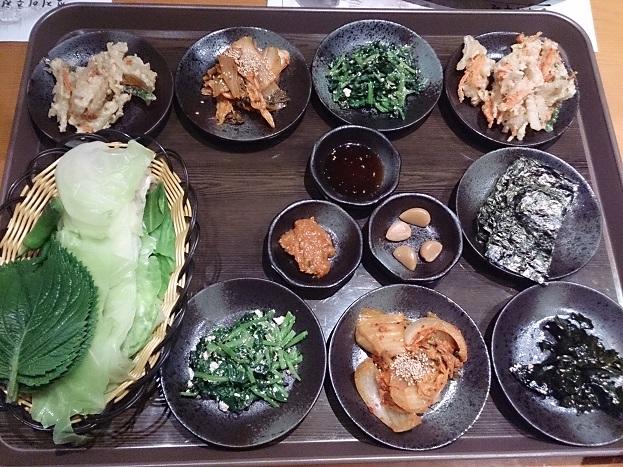 慶尚道 郷土料理を楽しむ♪_b0060363_2251870.jpg