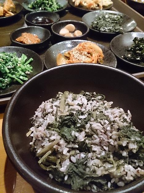 慶尚道 郷土料理を楽しむ♪_b0060363_2354985.jpg