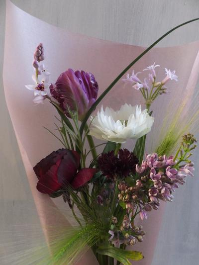 オークリーフ(個性的な花たち)_f0049672_1873480.jpg
