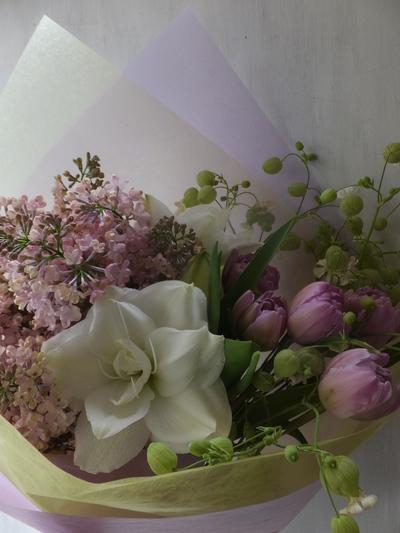 オークリーフ(個性的な花たち)_f0049672_1874234.jpg