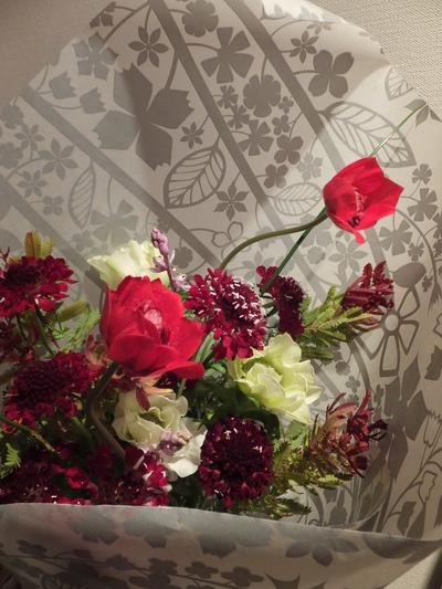 オークリーフ(個性的な花たち)_f0049672_1874943.jpg