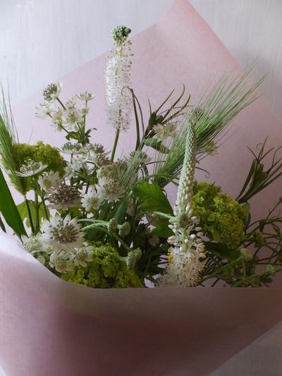 オークリーフ(個性的な花たち)_f0049672_187735.jpg