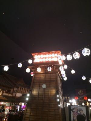 お台場大江戸温泉物語_f0166486_22571828.jpg