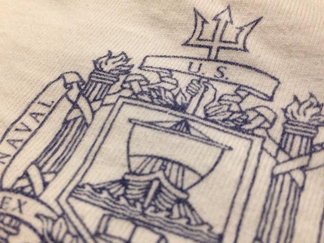 3月25日(水)大阪店ミリタリーTシャツ入荷!!①U.S.M.C. & Navy編!!(大阪アメ村店)_c0078587_035588.jpg