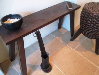 玄関にも、美しい椅子を!_d0091909_165713100.jpg
