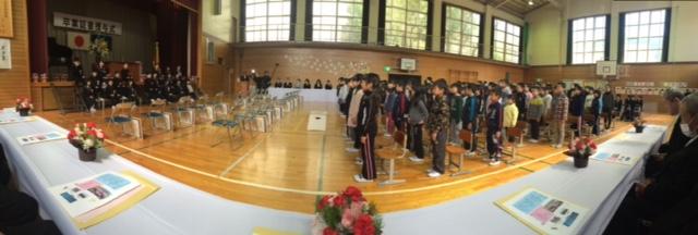 牧谷小学校卒業式(3/25)_b0226723_1240657.jpg