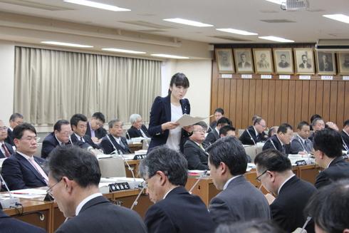 平成27年度予算特別委員会における総括質疑〜3月6日〜_b0199244_16405080.jpg
