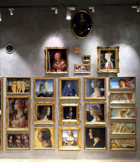 haori de TiTi〈ハオリドゥティティ〉2015-16AWコレクション通信 その1「貴婦人の肖像」_a0138976_20182474.jpg