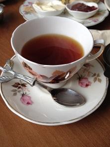Candella Tea RoomでVintage食器に囲まれて至福のティータイム_f0238789_21353984.jpg