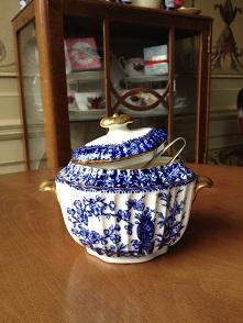 Candella Tea RoomでVintage食器に囲まれて至福のティータイム_f0238789_21355356.jpg