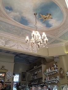 Candella Tea RoomでVintage食器に囲まれて至福のティータイム_f0238789_21374782.jpg