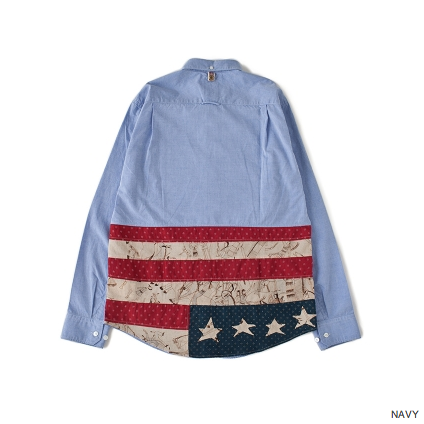 visvim - New item Reiease LUNGTA STARS & ALBACORE SHIRT!!_c0079892_1937542.png