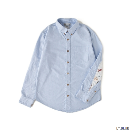 visvim - New item Reiease LUNGTA STARS & ALBACORE SHIRT!!_c0079892_19384995.png