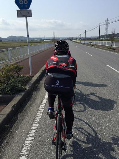 金栄堂サポート:日本大学自転車競技部・杉村貫太選手 Fact®80%シルバーミラーインプレッション!_c0003493_926414.jpg
