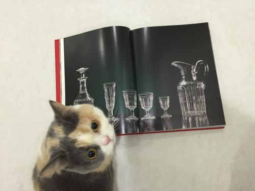 Baccarat Louis XVlll シャンパン・フリュート_c0108595_19185.jpg